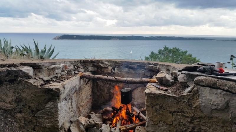 отдых в Черногории на природе