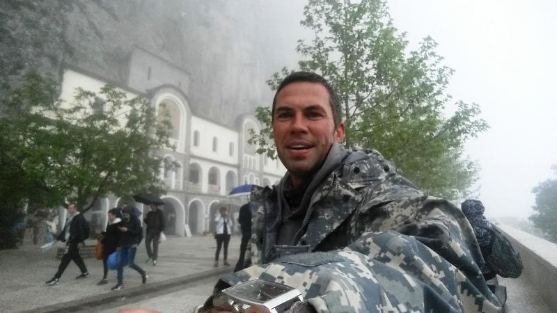 экскурсия на Острог Черногория